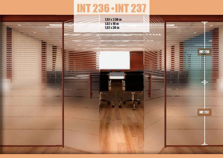 Láminas decorativas INT 236-237
