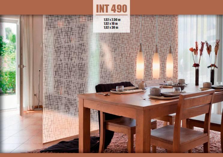Láminas decorativas INT 490