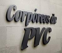 Corpóreos de PVC