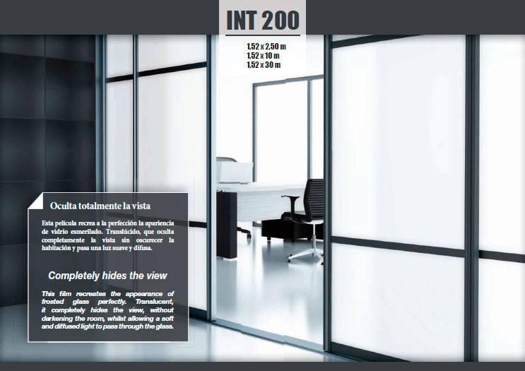 Láminas decorativas INT 200
